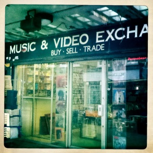 Music and Video Exchange