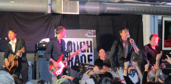 Suede at Rough Trade East