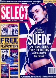 suede Select front cover