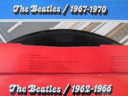 The Beatles Red and Blue Album