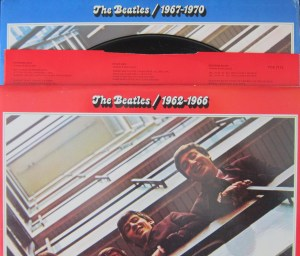 The Beatles Red and Blue Albums