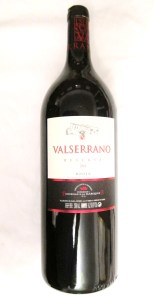 Valserrano Red Wine Rioja