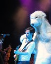 British Sea Power polar bear 7112