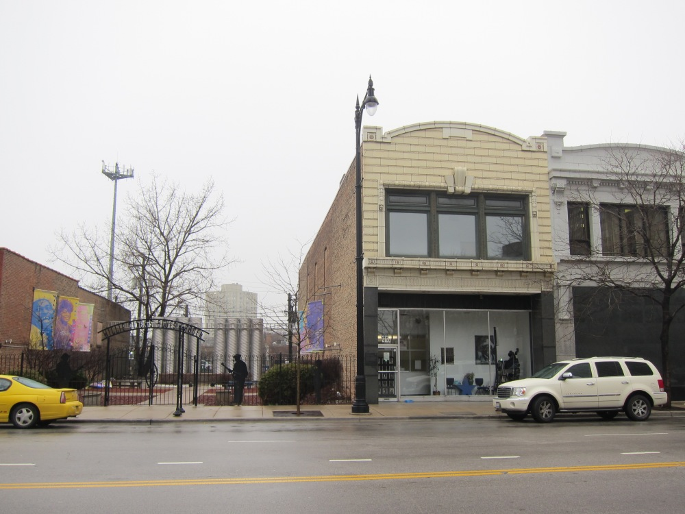 Chicago 2120 South Michigan Avenue Chess Records Studio Willie Dixon Blues Foundation