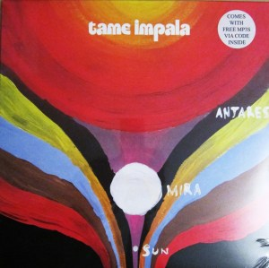 Tame Impala RSD EP Record Store Day