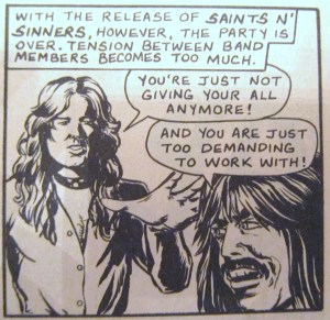 Whitesnake David Coverdale and Jon Lord