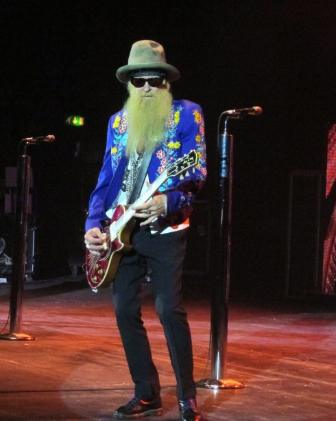 Billy Gibbons ZZ Top IMG_8135