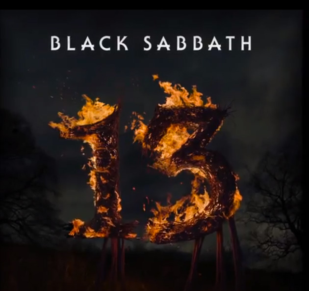 Black Sabbath 13 Review And The Post It Note Gate