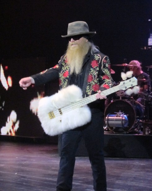 Dusty Hill ZZ Top IMG_8128