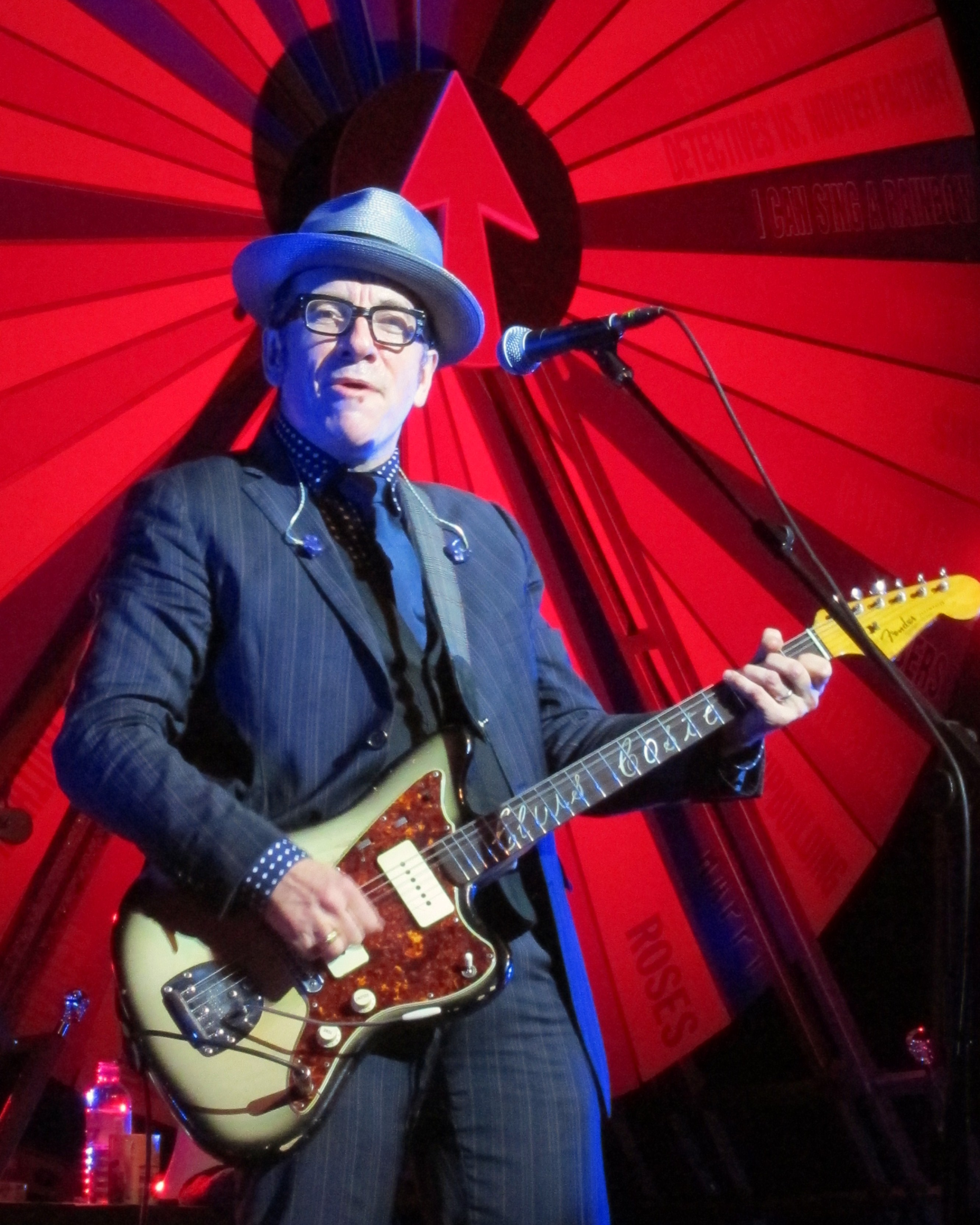 Elvis Costello And The Roots Tour