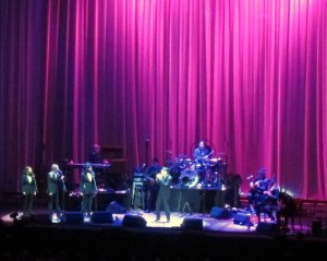 Leonard Cohen at the O2 Arena 2