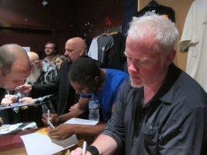 Masters of Reality signing