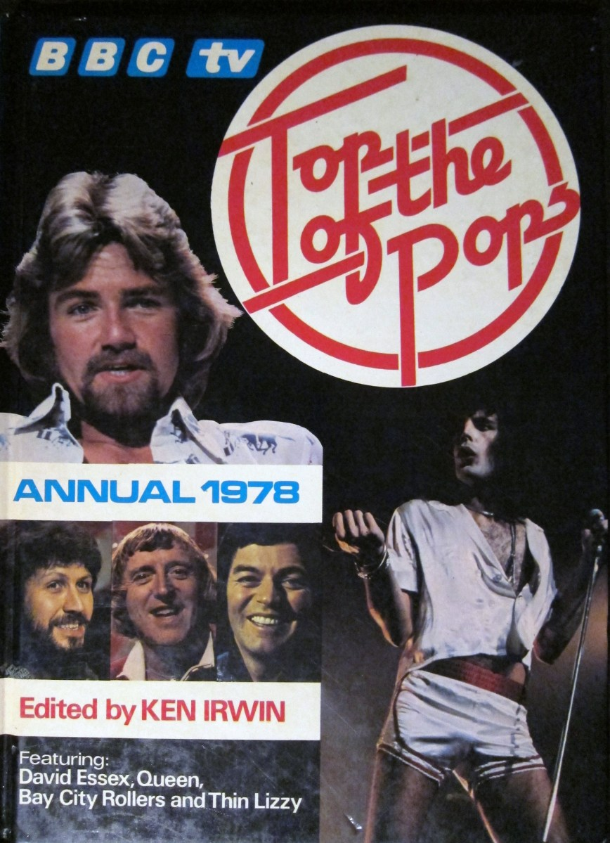 A Look Back At Top Of The Pops 1978 Every Record Tells