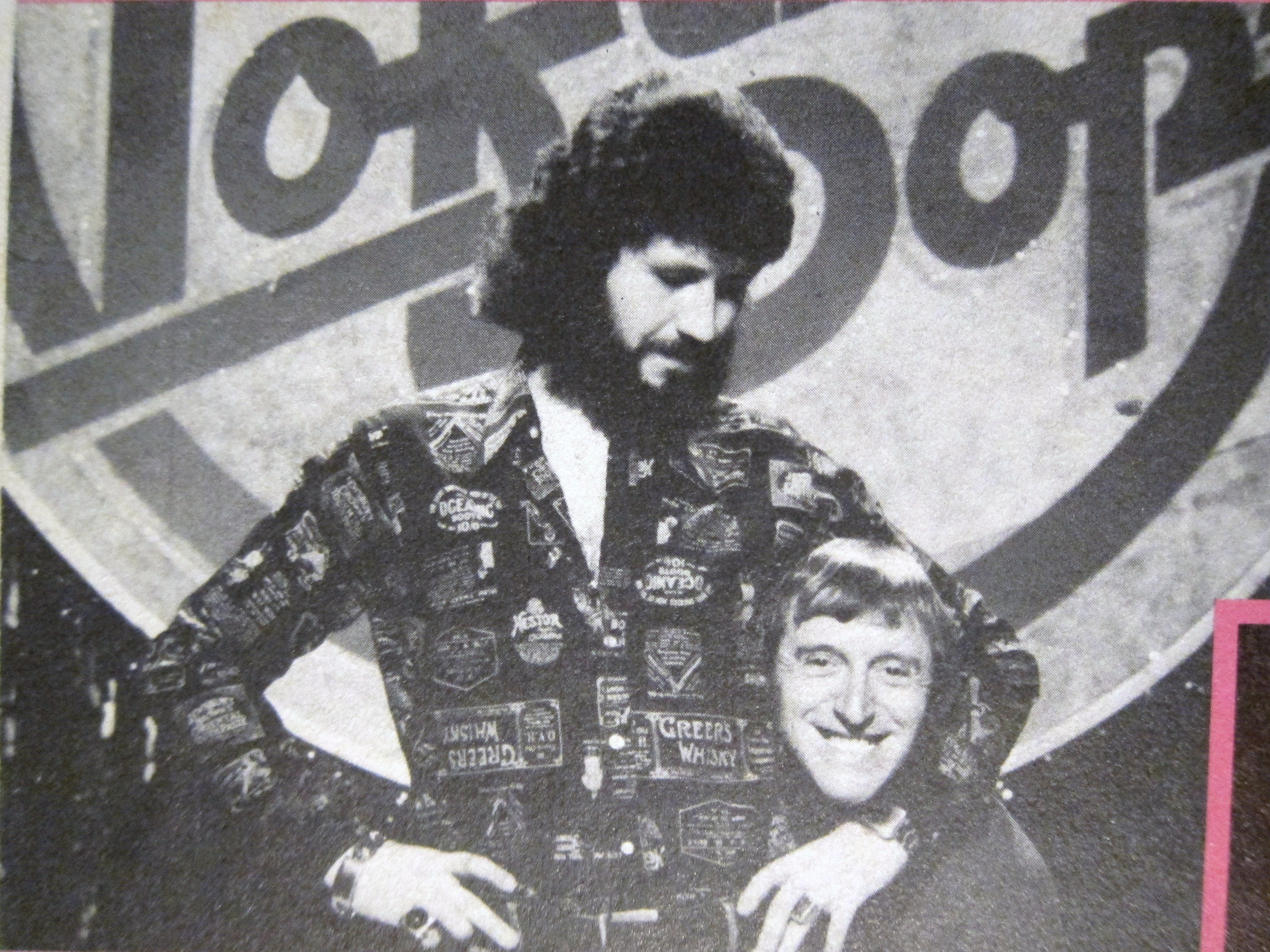 Dave Lee Travis And Jimmy Savile Every Record Tells A Story