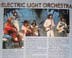 They're different! ELO in 1978