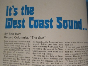 West Coast Sound