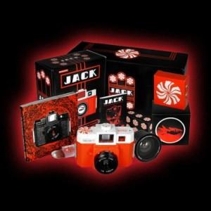 Jack White Holga camera