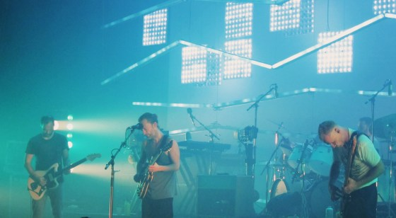 Nigel Godrich, Thom Yorke, Flea of Atoms For Peace