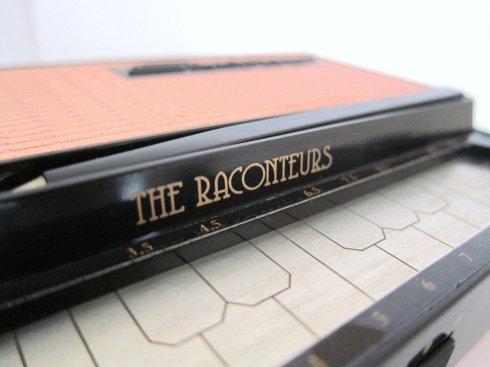 Raconteurs Stylophone close up