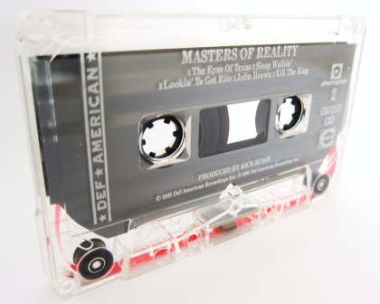 Cassette Masters of Reality