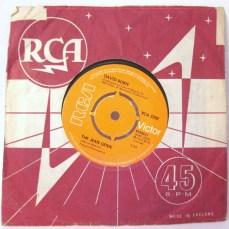 David Bowie The Jean Genie single RCA
