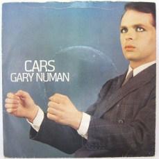 Gary Numan Cars