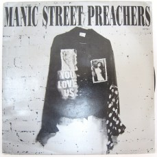 Manic Street Preachers You Love Us single