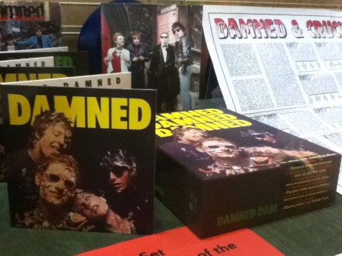 Pete Frame Rock Family Tree The Damned