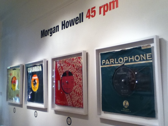 Supersize Me Morgan Howell S 45 Rpm Exhibition At Snap