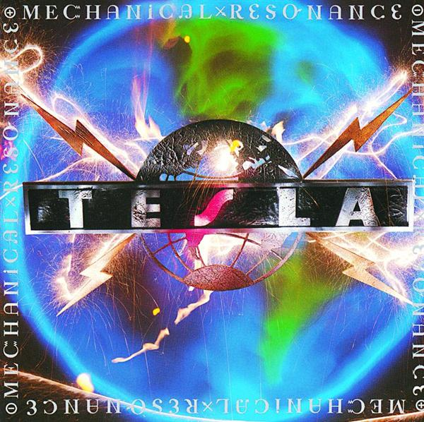 Tesla Mechanical Resonance cover