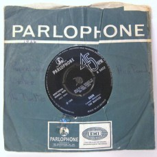 The Beatles Rain single