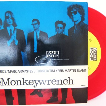 The Monkeywrench sub pop single