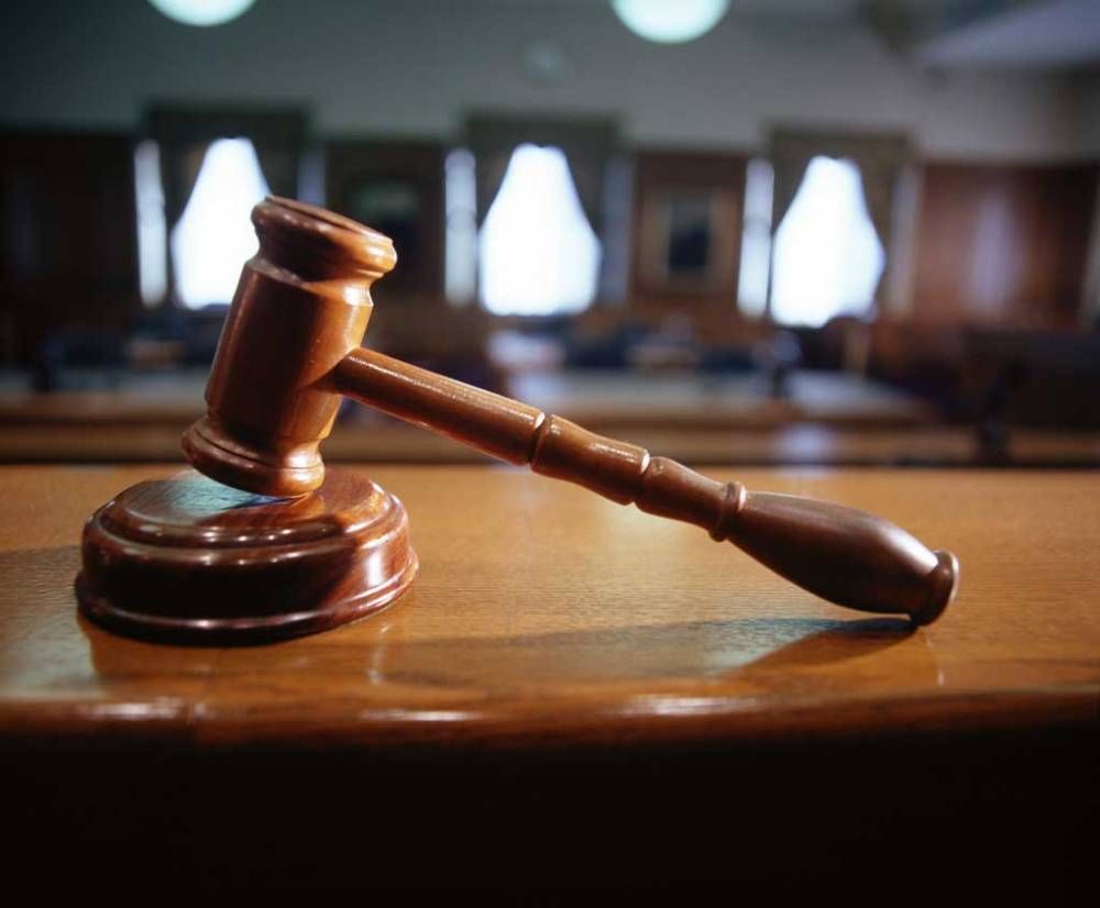 a judges gavel judge court