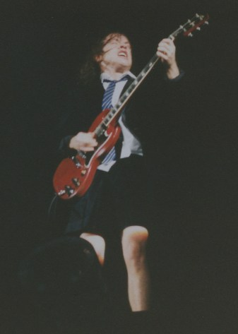 Angus Young, AC/DC