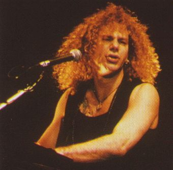 Dave Bryan of Bon Jovi