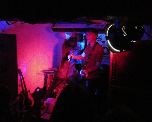 Drenge at St Moritz Club London