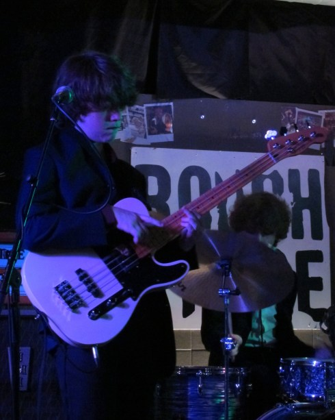 Pete O'Hanlon of The Strypes