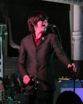 Ross Farrelly of The Strypes