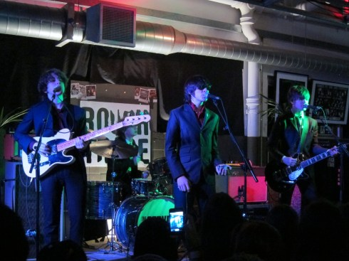 The Strypes at Rough Trade East (2)