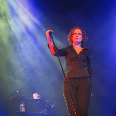 Alison Moyet - live at Southend 1