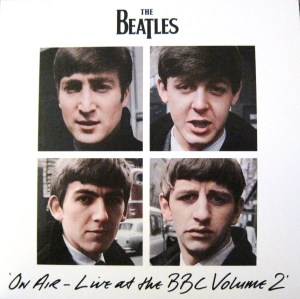 The Beatles HMV On Air Vol 2 BBC