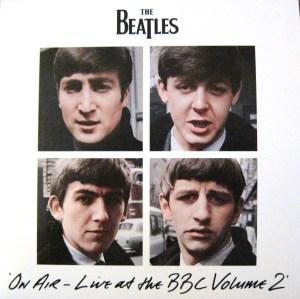 The Beatles HMV On Air Vol 2 BBC