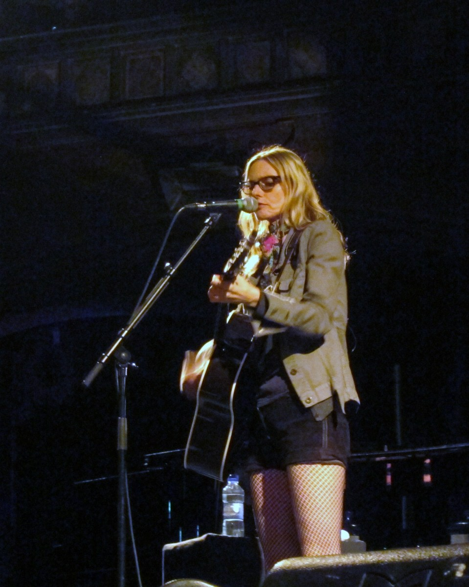 Aimee Mann Live At The Union Chapel Every Record Tells
