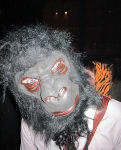 Aracde Fire gorilla costume