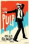 Pulp Concert poster
