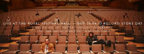 The Mystery Jets Live at Royal Festival Hall