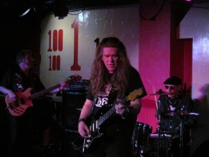Michael Katon Band at 100 Club