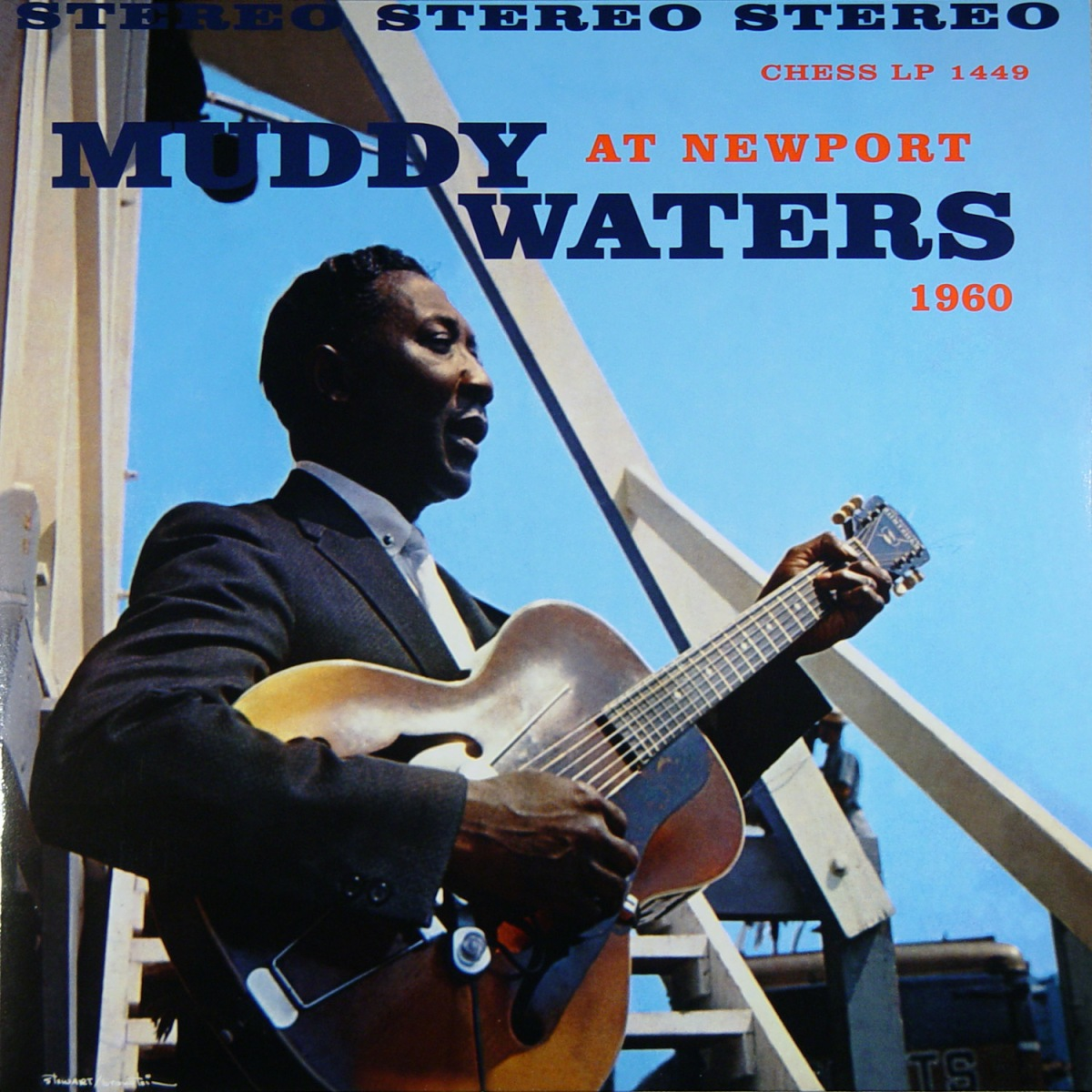 In Praise Of Muddy Waters Live At Newport Every Record