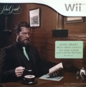 John Grant Wii Game Pale Green Ghosts
