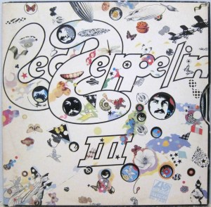 The Spinning Wheel cover of Led Zep III
